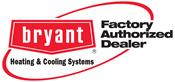 Bryant Factory Authorized Dealer