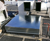 Curb Adapter for Packaged Roof Top Unit
