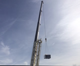 Install of Package Rooftop System