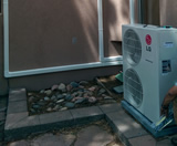 LG Ductless System